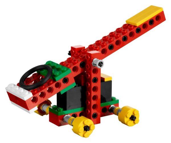 Lego Simple Machine Set