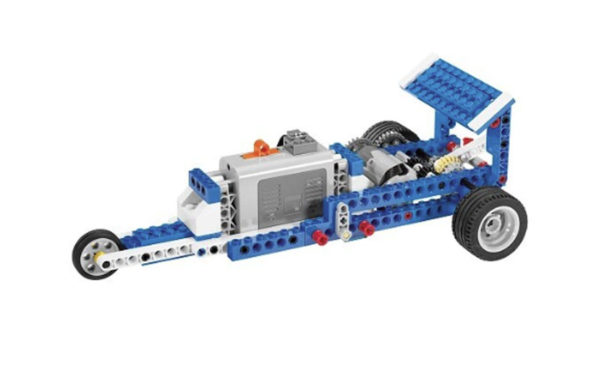 lego simple and powered machines set