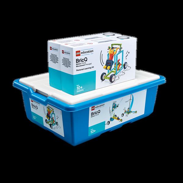 BricQ Motion Prime learning kit