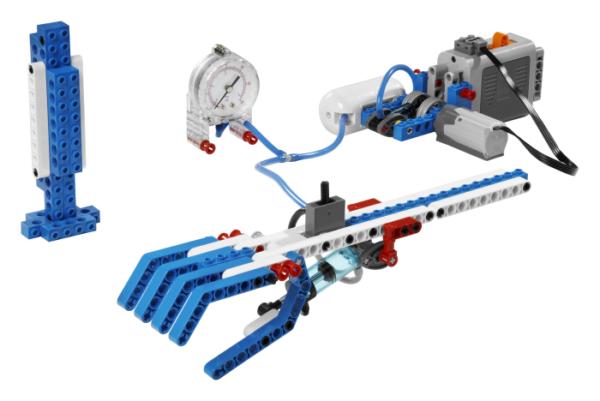 Lego Pneumatics Add On Set