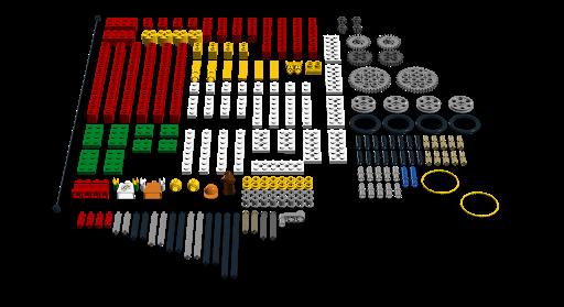 Lego Education Simple Machine Set