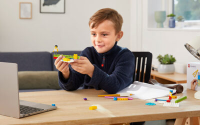 When Sports Meets Sciences With LEGO® Education's BricQ Motion Essential Set