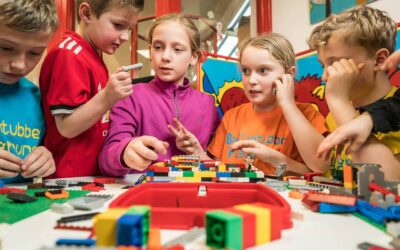 Tips For Using LEGO®'s With Children