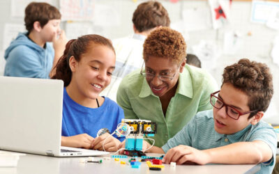 Introducing LEGO® Education SPIKE™ Essential Set for Resilient Independent Thinkers